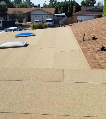 Flat Roof Contractor Glendale