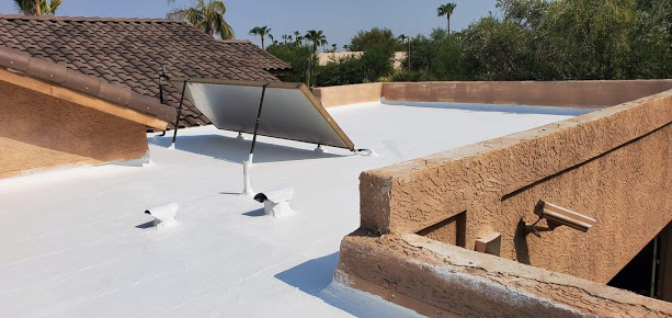 Flat Roof Contractor Litchfield AZ