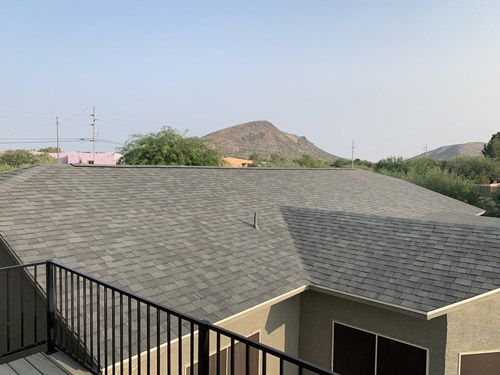 Residential Shingle Roof Replacement Glendale