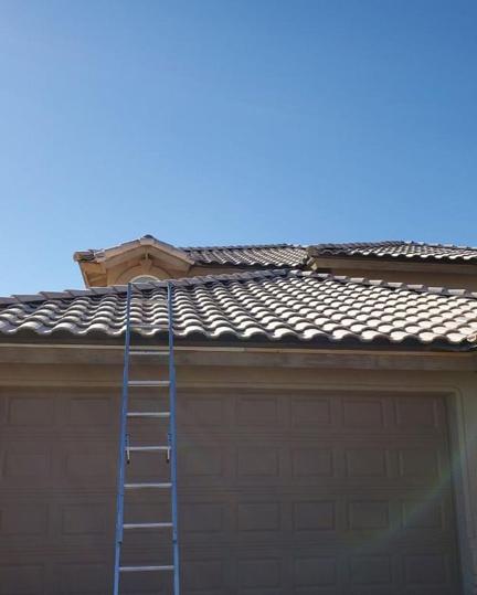 Residential Tile Roof Replacement Repair Surprise