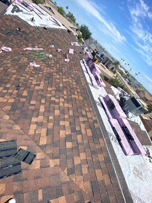 Roof Replacement Company Litchfield Arizona