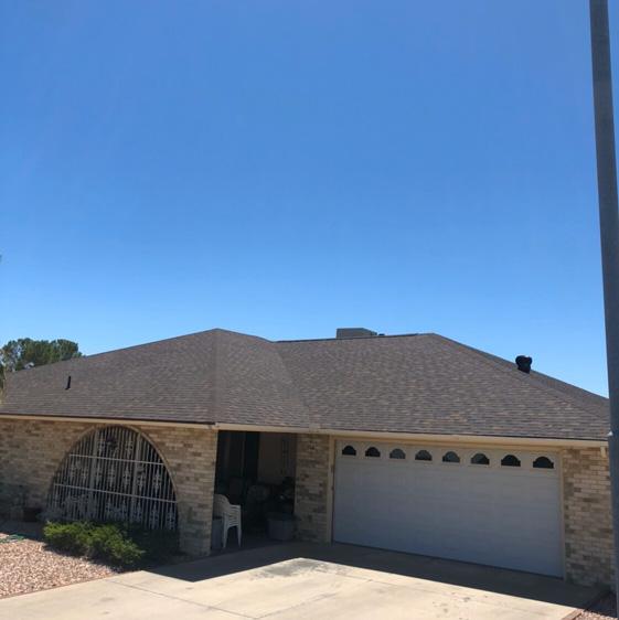 Shingle Roofer Surprise Arizona