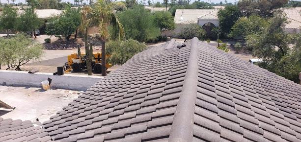 Tile Roof Contractor Glendale AZ
