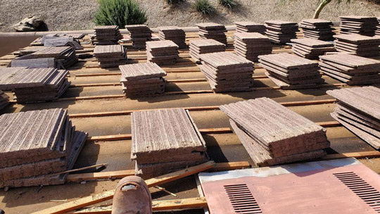 Tile Roof Contractor Litchfield AZ