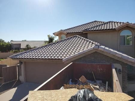 Tile Roof Contractor Phoenix AZ