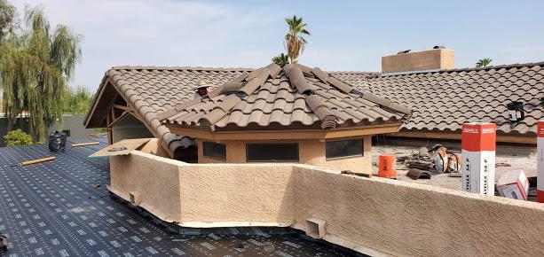 Tile Roof Contractor Surprise AZ