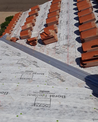 Tile Roof Financing Available