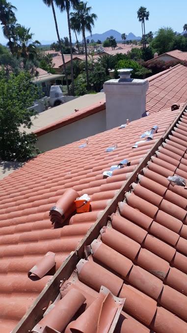 Tile Roof Repair Surprise AZ