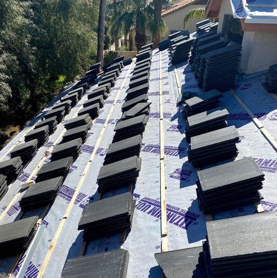 Tile Roof Repair Surprise Glendale