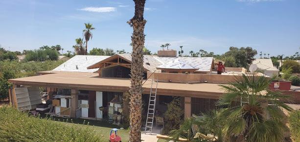 Tile Roof Repair