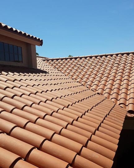 Tile Roof Replacement Surprise
