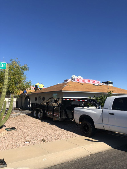 Roofing Install Company