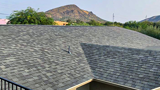 Shingle Roofing Installers