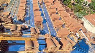 Tile Roof Repair Service