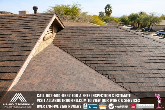Asphalt Roof Replacement Company