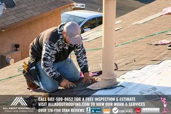 Asphalt Roof Replacement Phoenix AZ