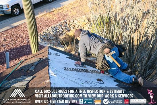 Asphalt Roof Replacement Tucson AZ