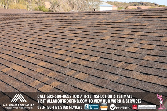 Shingle Roof Replacement Company Surprise