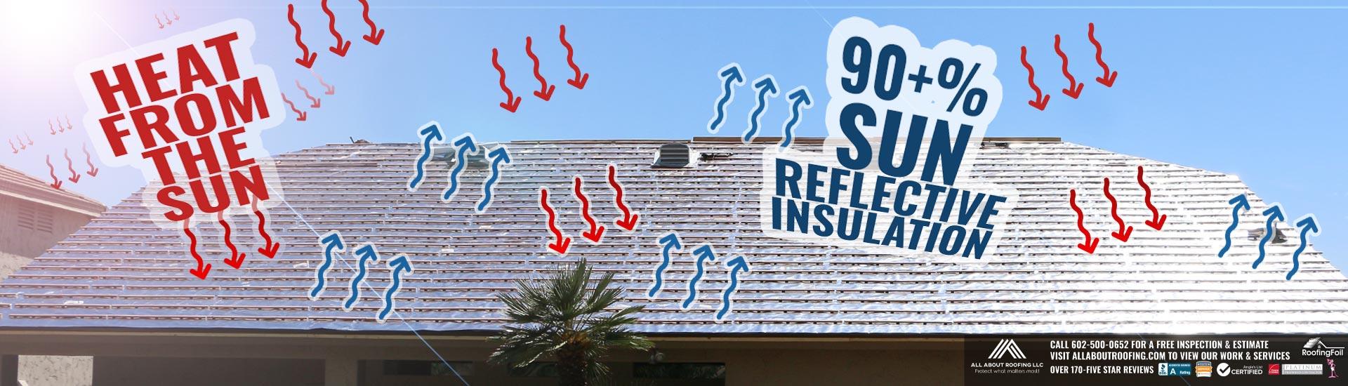 Roofing Foil Underlayment