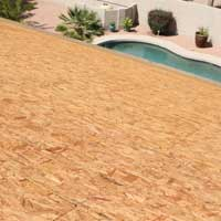 Roof Sheathing or Roofing Deck