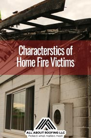 Characteristics of Home Fire Victims