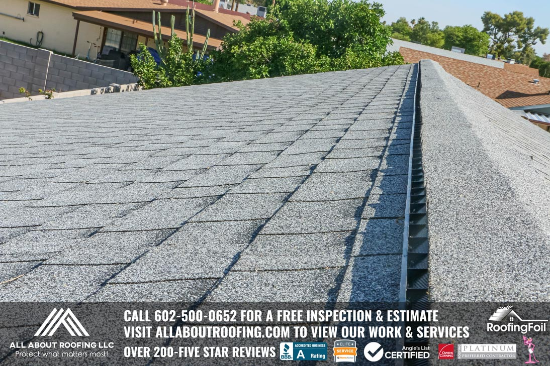 Complete Roof Replacement AZ