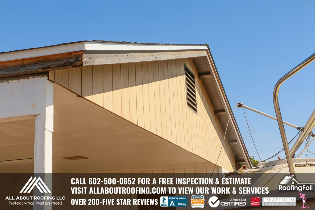 Complete Roof Replacement Glendale