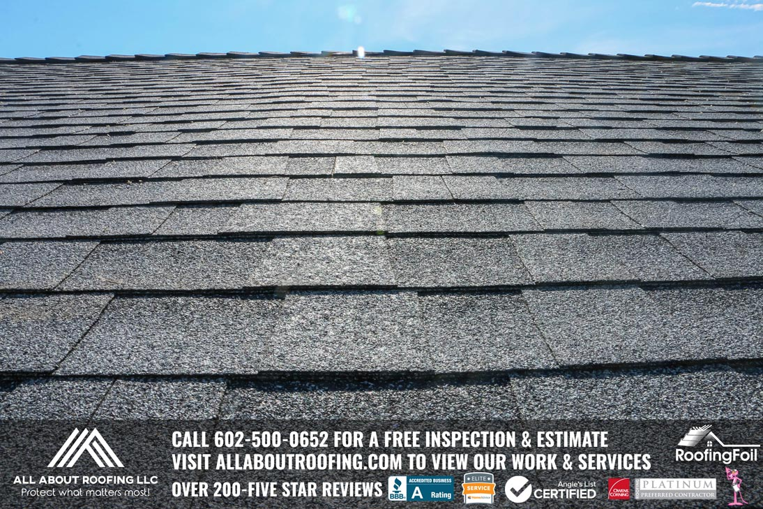 Complete Roof Replacement Scottsdale