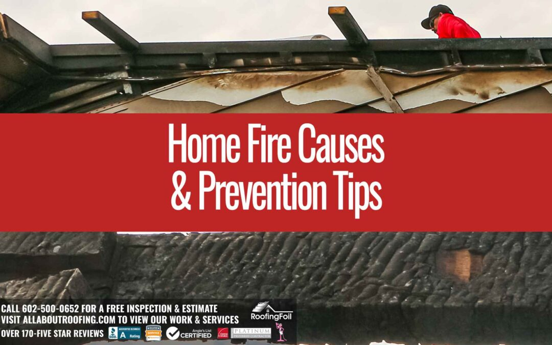 Home Fire Causes, and Prevention | An Exhaustive Research