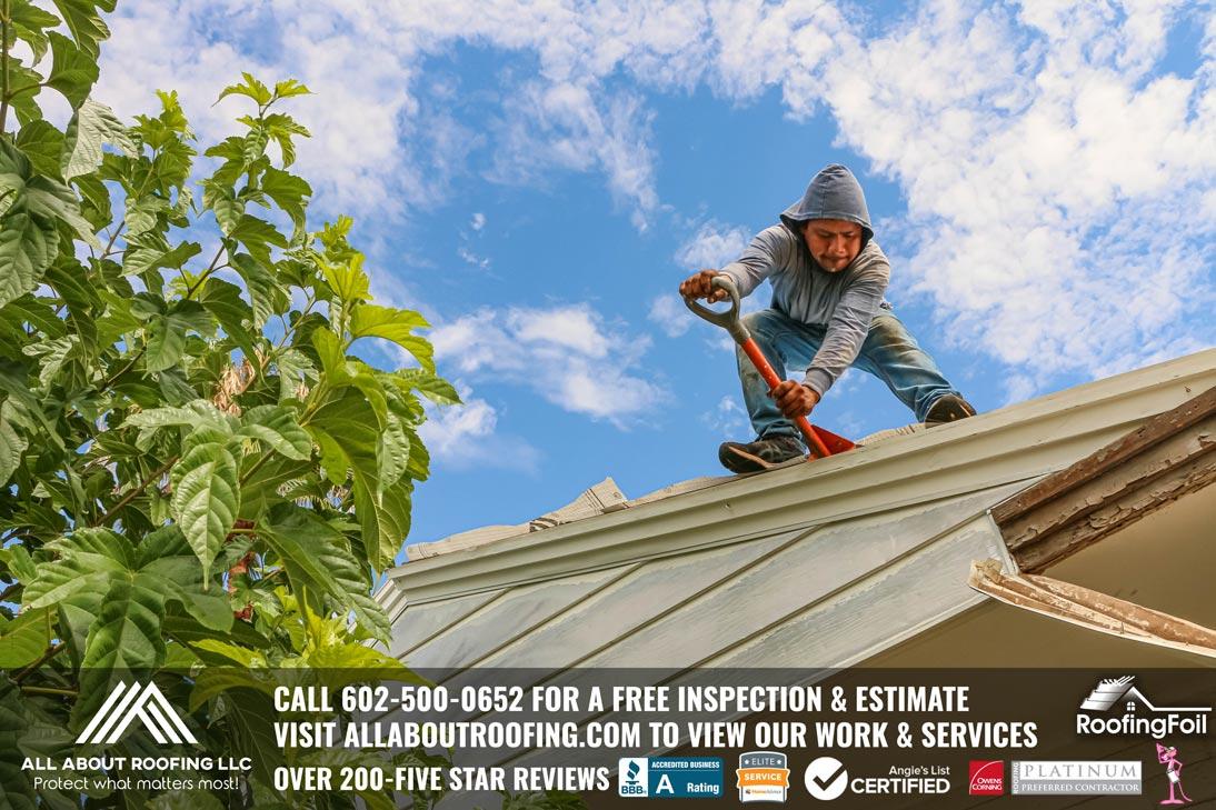 Roof Demolition Sun City West