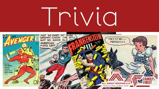 Comic Trivia